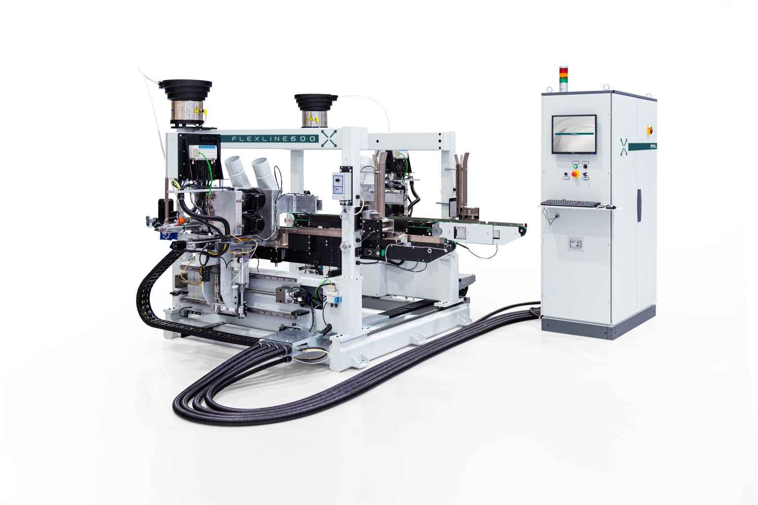 CNC DRILLING MACHINE - FLEXLINE 600
