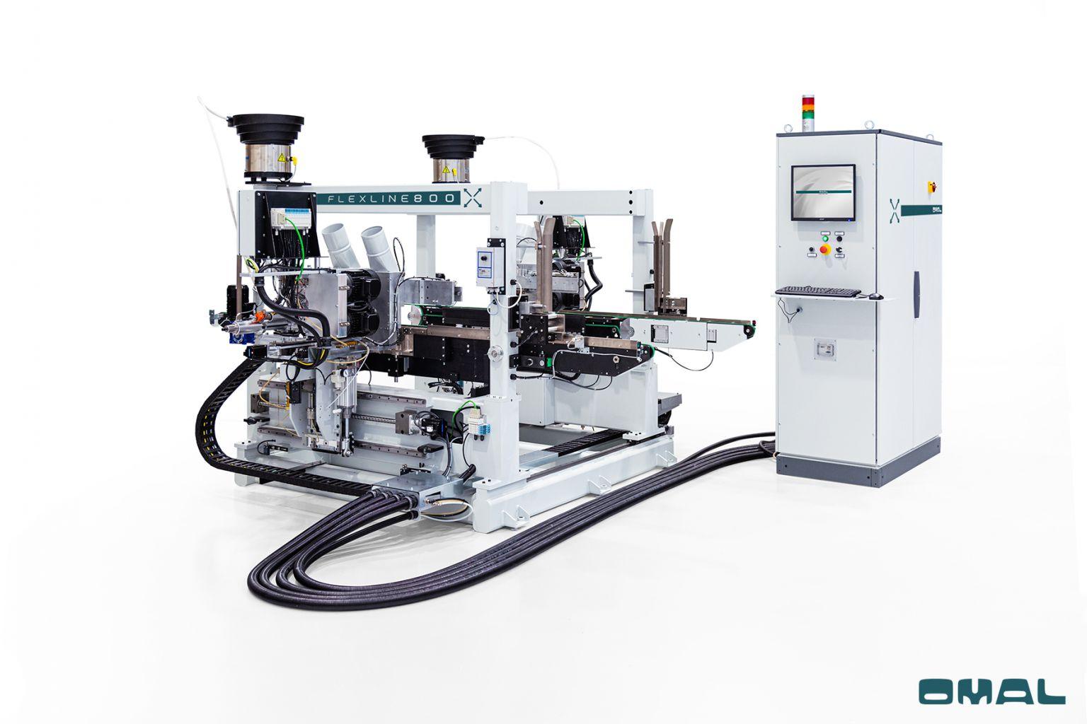 CNC DRILLING MACHINE - FLEXLINE 800