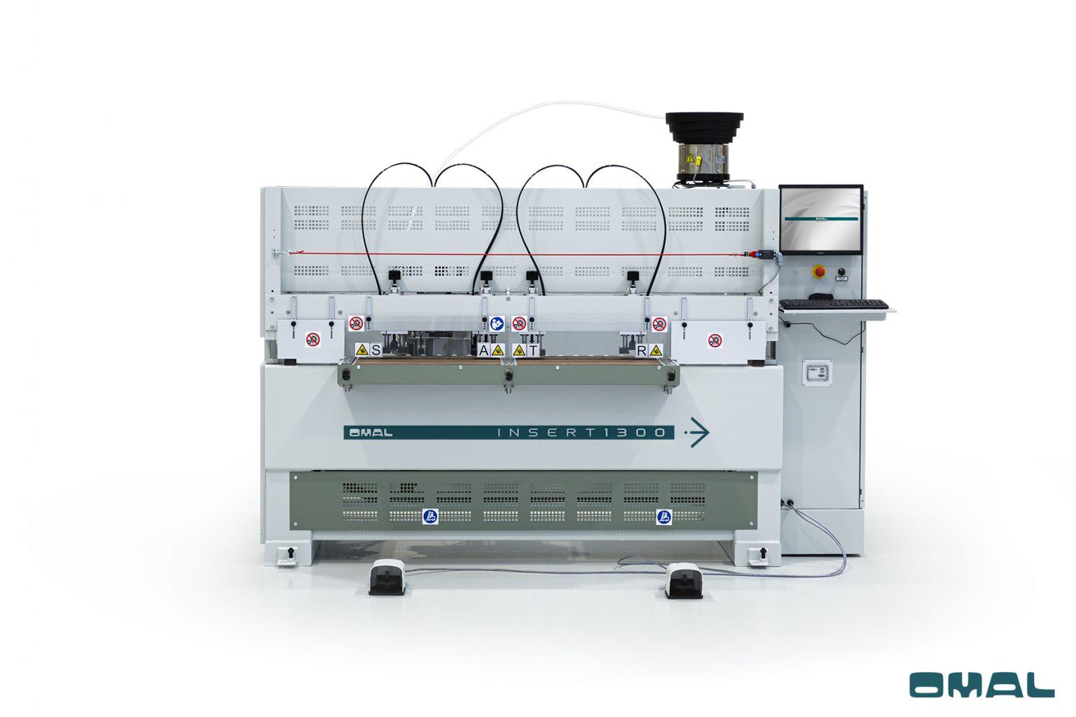 INSERT 1300 / 2500 - Dowel machine