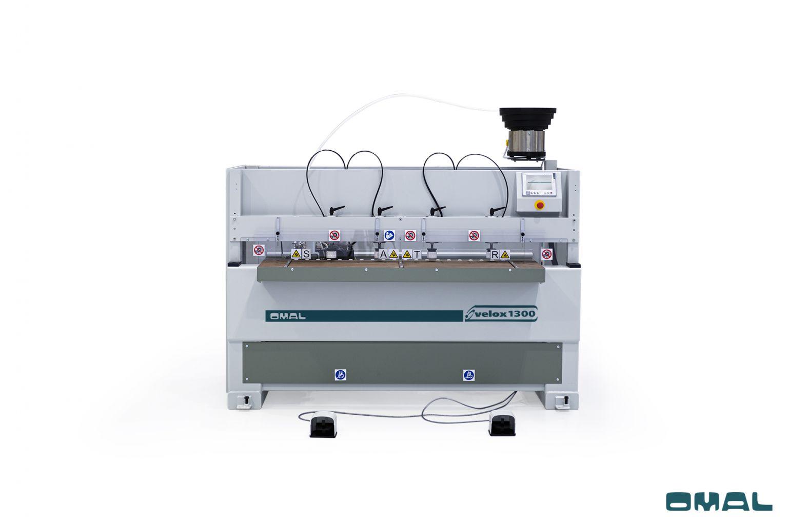 CNC bore and dowel - VELOX 1300